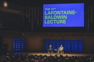 14th LaFontaine-Baldwin Lecture (2016)