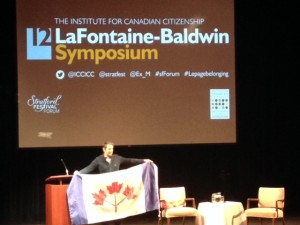 LaFontaine-Baldwin Symposium 2014